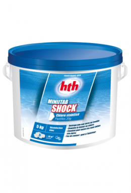 hth® Minitab Shock® 5 kg