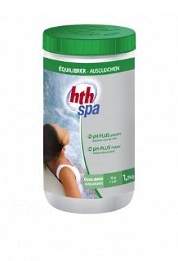 hth® Spa pH-Plus 1,2 kg
